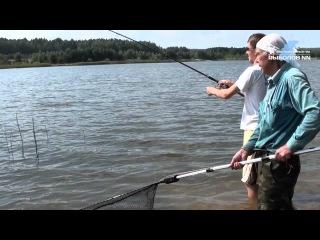 Рыбалка на Ольгинском озере. Ловля карпа на бойлы