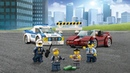 Лего Сити Полицейская Погоня. Игра для детей Серия 1 / Lego City Police Pursuit Game for kids.