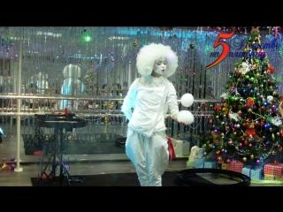 Детство на пятёрку - Мыльное шоу сказочного белого мима