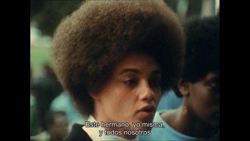 Black panthers - Agnes Varda (1968)