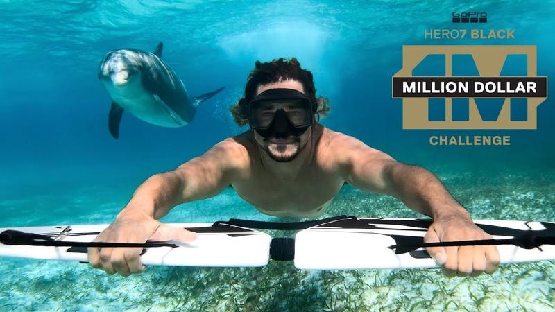 GoPro Awards: Million Dollar Challenge Highlight   HERO7 Black