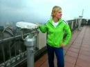 Ellen Rides New York Pedicab to Show