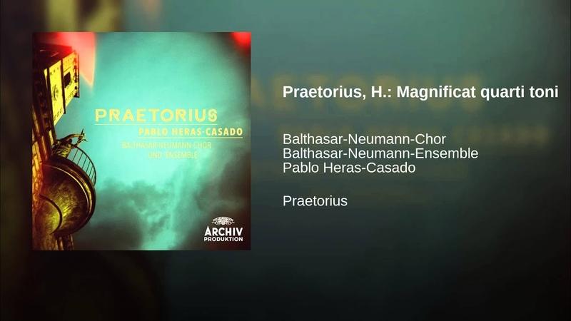 Praetorius: Magnificat quarti toni
