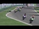 АВАРИЯ! Падение Никиты Калинина на гонке в WSBK Pata Italian Round