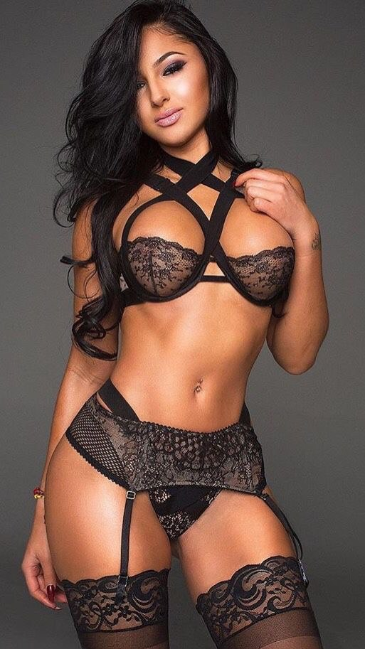 Ebony ass models