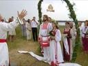 В И Кладницкий Свадебные обрядовые песни Слова народные