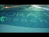 Feduk Розовое вино Bora-Bora Beach Club Anapa 03.08.18