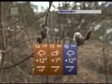 Жителей Красноярска ожидает похолодание и усиление ветра