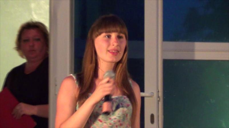 Оксана Пронь - Спасибо тебе лето, 24.06.2012