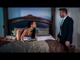 Kira noir pick a room episode 1 (ebony, lingerie, brunette, small tits, big cock, blowjob, deep throat, gonzo, hardcore)