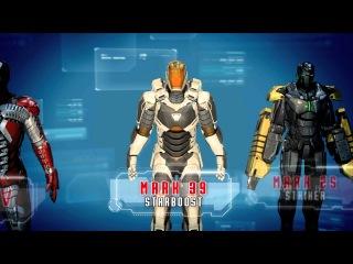 Железный Человек 3 - Официальная игра - Stark Industries