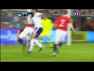Hatem Ben arfa vs Norvège