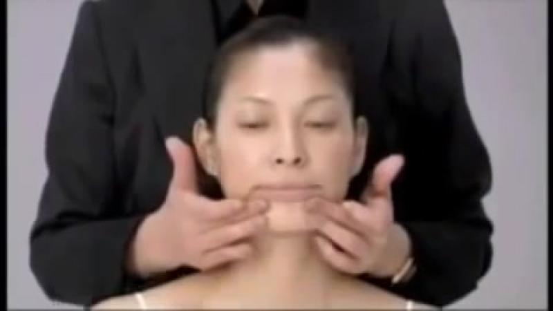 Лимфодренажный Массаж Лица Юкуко Танака или Японский Массаж Лица Асахи Zogan