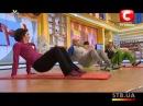 Фитнес за 60 секунд с Анитой Луценко. Три удивительных комплекса!!!!!!