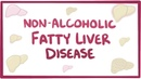 Non-alcoholic fatty liver disease (NAFLD) - causes, symptoms, diagnosis, treatment, pathology