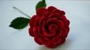 Cómo hacer Rosa muy facil Rosas con una tira de papel manualidades
