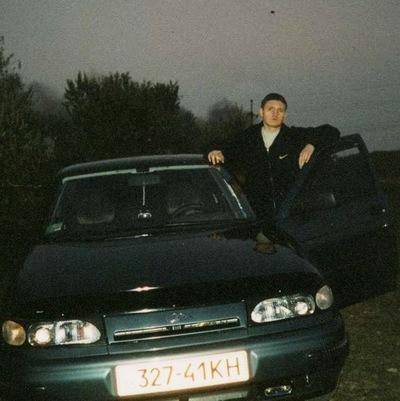 Александр Данилов, 11 октября 1983, Санкт-Петербург, id23077923