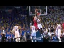 Ibaka Blocks Asik's Shot | Houston Rockets Vs Oklahoma City Thunder | 04/24/2013 | NBA Playoffs 2013