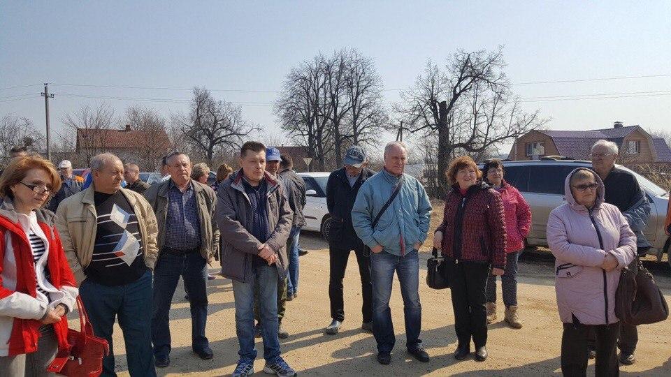 Обращение жителей Якотского с/п против размещения мусоросортировочного комплекса