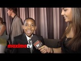Tylen Jacob Williams INTERVIEW  Ryan Newman's Glitz and Glam Sweet 16 Party