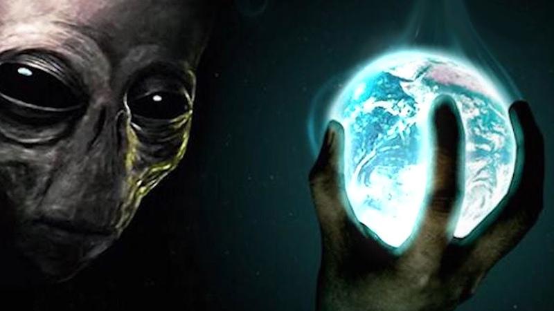 Захват Земли Инопланетянами. Владимир Шемшук