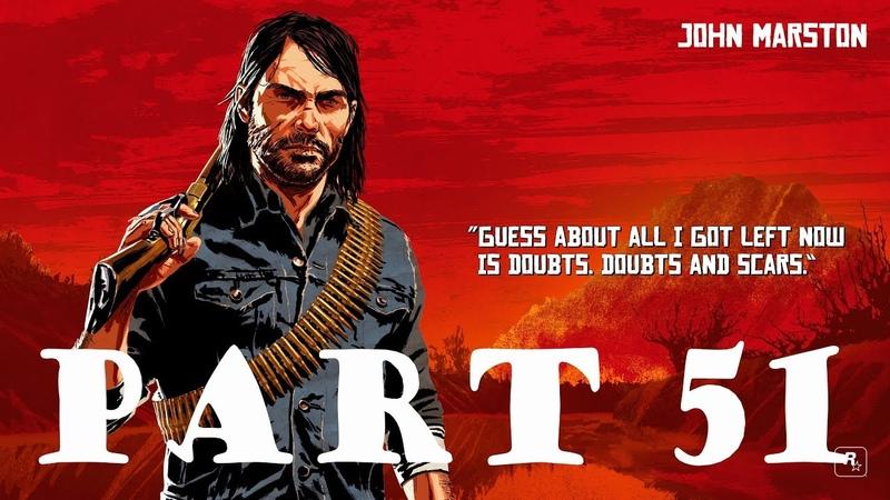 Red Dead Redemption 2 Review-Gameplay-Walkthrough-Part 51