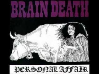 Brain Death - Personal Affair (1987)