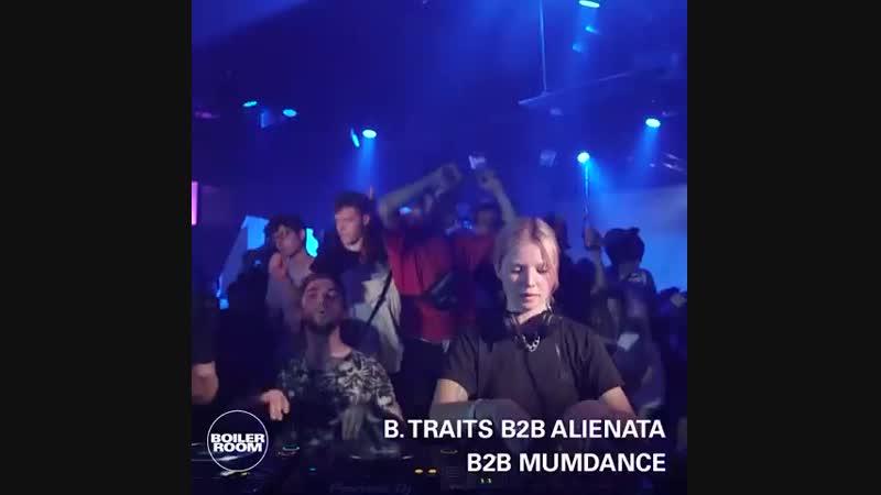 Boiler Room x SCOPES Berlin | B. Traits B2B Alienata B2B Mumdance