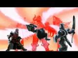 Bruce Lynch, Marco Marinangeu & Chaka Blackmon — Power Rangers Mystic Force (Extended Version)
