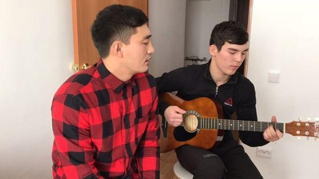 Aidyn_zhumabek video