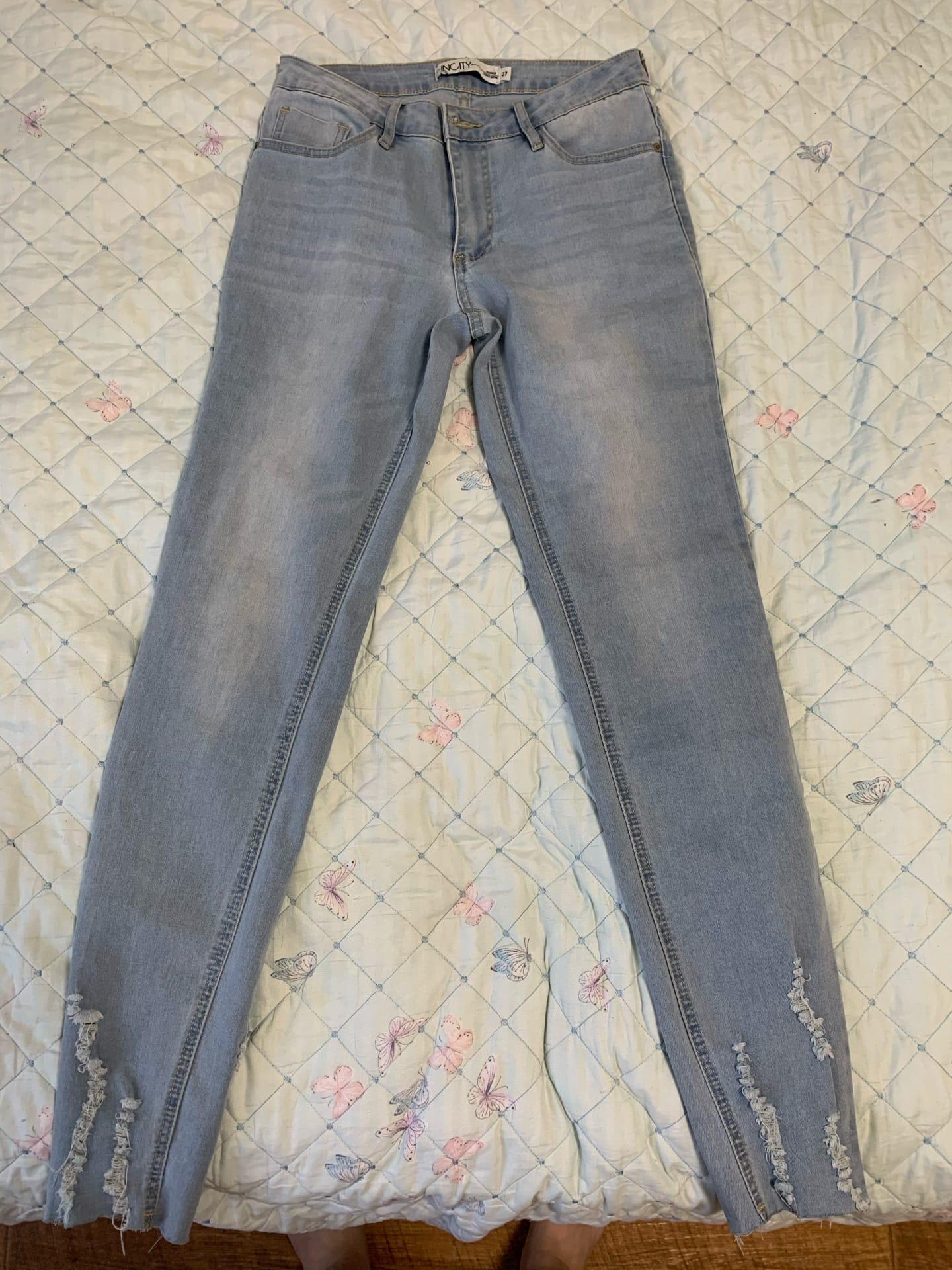 Купить !  Новые джинсы одевала один раз  | Объявления Орска и Новотроицка №4723