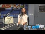 Jennifer Lopez interview on 102.7 KIIS FM in LA 2013