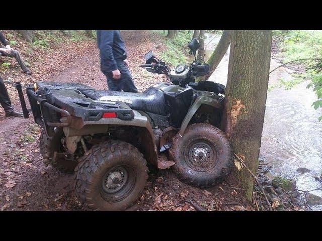 ATV Crash Compilation May 2017 (inverted quads) !!