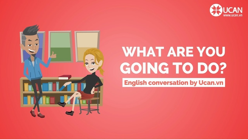 Learn English Conversation Lesson 28. What are you going to do