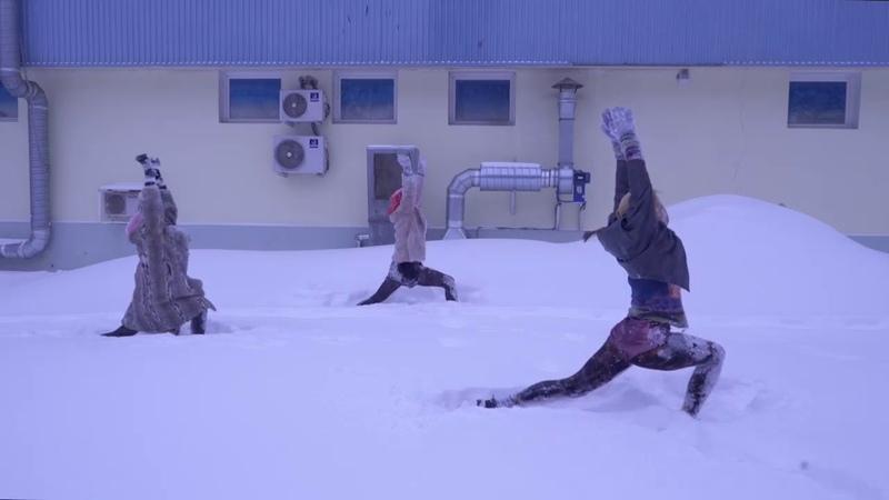 Йога по-русски Поклонение солнцу (Сурья Намаскар)