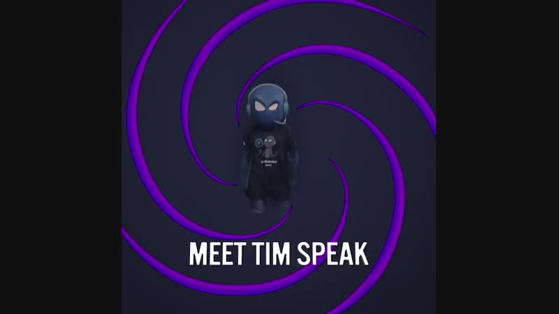 Meet the new face of TeamSpeak.