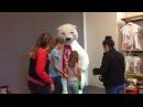 """Las Vegas Nevada 2016 """"Coca Cola Bear Mascot"""" Part 3"""