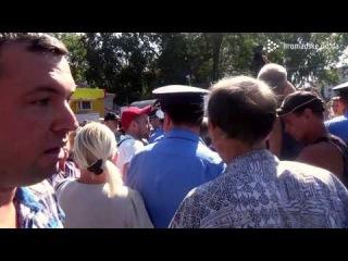 Вместо митинга на Куликовом поле – драка с милицией