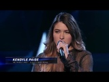 Kendyle Paige Performs