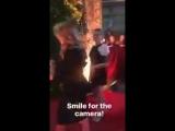 Зои Дойч на ужине в честь открытия нового бутика «Dolce  Gabbana» в Милане [3]