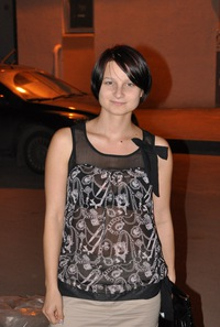 Анна Баженова