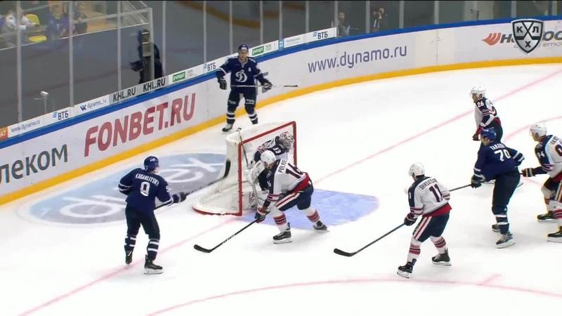 Моменты 2017/2018 • Шипачев отдает на Кагарлицкого не глядя