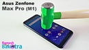 Asus Zenfone Max Pro M1 Screen Glass Scratch Test