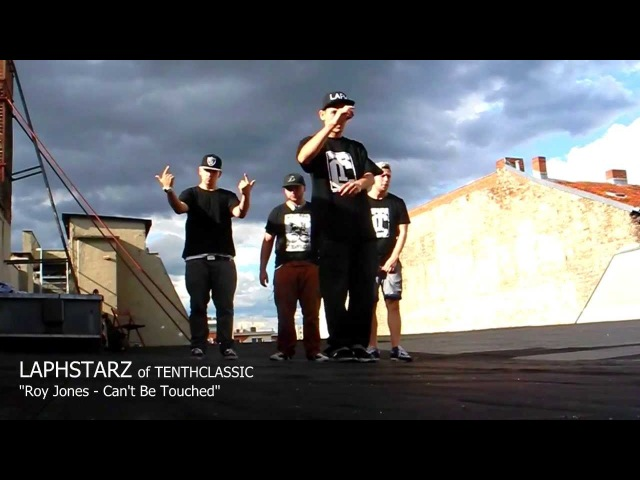 Laphstarz of Tenthclassic | Roy Jones Jr. - Can't Be Touched [HD]