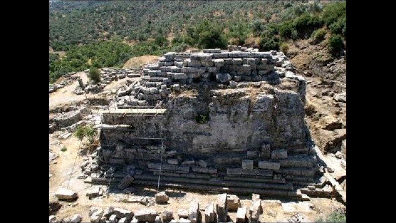 Megalithic BELEVI Mausoleum