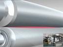 压光机视频Nipcorect profiling roll mp4 0