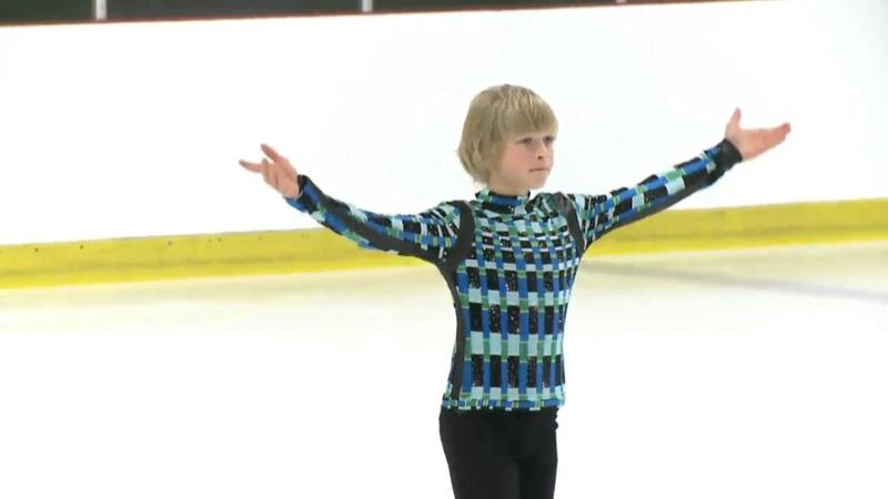 2017 Skate Canada Challenge Stephen Gogolev - SP