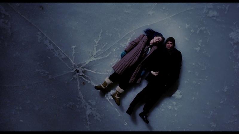 Джоэл и Клементина на льду Вечное сияние чистого разума 2004