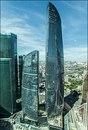 В Москва-Сити завершилось строительство самого высокого здания в Европе – башни Восток…