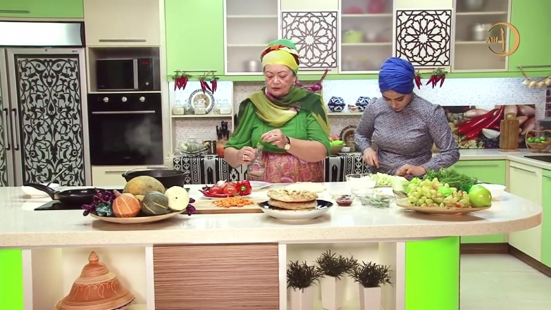 Уйгурский лагман. Кухня с акцентом.mp4